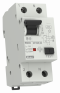 Combined residual current circuit breaker RMCB-2C/0,03