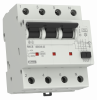 Residual current circuit breakers with overcurrent protection - type A